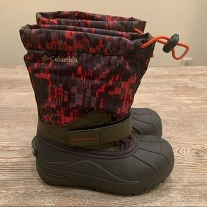 Columbia Waterproof Boots